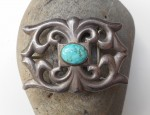 Beautiful Navajo Sand Cast Buckle