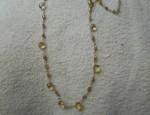 Dawn Bryfogle – Yellow Diamond Necklace