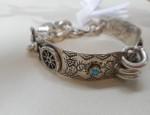 Margaret Sullivan – Sterling Silver Cowgirl Bracelet