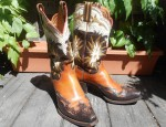 Vintage Ladies Westex Boots