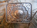 In Stock – Clint Orms – Concho Buckle