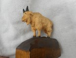 (Sold) John Clarke – Little Mountain Goat