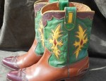 (Sold) Vintage Ladies Boots