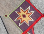 Navajo Germantown Saddle Blanket