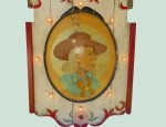 Buffalo Bill Carousel Panel