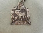 Margaret Sullivan – Yellowstone Moose Pendant