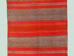 Navajo Diagonal Twill Double Saddle Blanket