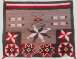 JB Moore (Navajo) Sunday Saddle Blanket