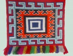 Navajo Sunday Saddle Blanket