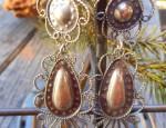 Susan Adams – Spanish Colonial Wire Work Earrings