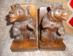 Black Forest Bear Bookends