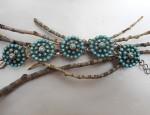 Five Link Mexican Bracelet