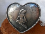 Susan Adams – Amy Lou Heart Buckle