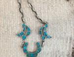 Delicate Zuni Necklace