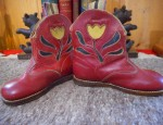 Red Tulip Toddler's Boots