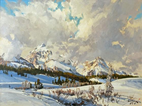 Conrad Schwiering – Prelude To Spring