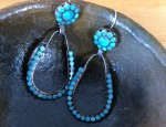 (Sold) Dishta Drop Earrings