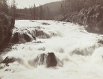 Frank Jay Haynes – Cascades of the Firehole