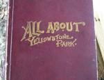 Haynes Yellowstone 1893 Guidebook
