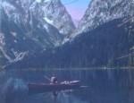 Harrison Crandall – Boating On Jenny Lake