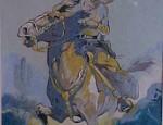 Fred Kulz – William S. Hart Painting