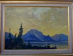 Conrad Schwiering – Mt. Moran Sunset