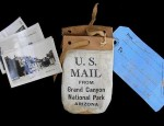 Grand Canyon Souvenir Mail Bag
