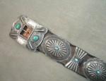 Navajo Concho & Butterfly Belt