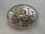 Clint Orms – Bronc Rider Trophy Buckle