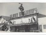 Jackson Hole Real Photo Postcard – Cowboy Bar
