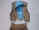 """Claudia Cardinale's """"The Professionals"""" Outfit"""
