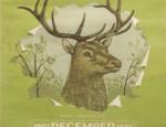 Bemis Calendar Lithograph – Elk