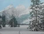 Harrison Crandall – Tetons in Winter