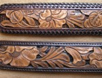 Contemporary Artisan Filigree Belts