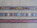 "33 Inch ""Red River"" Hitched Horsehair Belt – Contemporary"