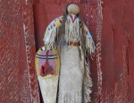 Shoshone Doll with Baby