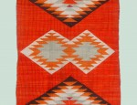 Navajo Twill Saddle Blanket