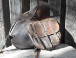 Cavalry Saddlebags