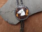 Zuni Horse Head Bolo