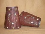 Basket Weave Cowboy Cuff