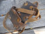 Hand-Forged Crampons – 1920′s
