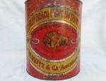 Buffalo Brand Peanut Tin