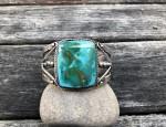 Navajo Square Stone Bracelet